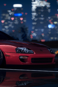 Toyota Supra Need For Speed 4k