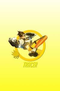 Tracer Overwatch Hero