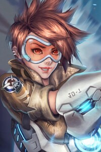 360x640 Tracer Overwatch