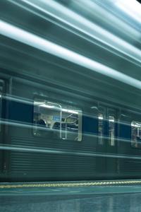 480x800 Train Station