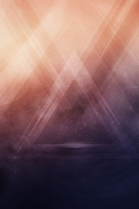 1440x2560 Traingle Background Abstract