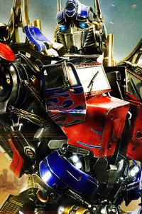240x400 Transformers 2020 4k
