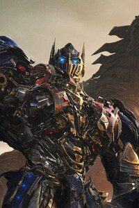720x1280 Transformers Age Of Extinction Poster