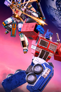 1440x2560 Transformers Earth Wars 10k