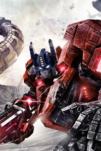 240x400 Transformers Fall Of Cybertron Ps4 Playstation