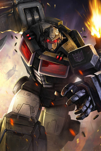 1440x2560 Transformers Legends Nemesis Prime