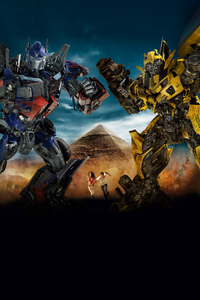 240x400 Transformers Revenge Of The Fallen 5k