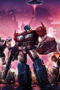 1440x2960 Transformers Siege War For Cybertron