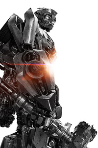 320x480 Transformers The Last Knight Bumblebee