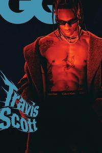 720x1280 Travis Scott Gq