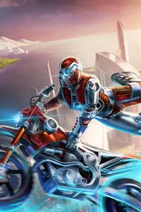 640x1136 Trials Fusion Game