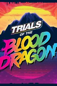 1280x2120 Trials Of The Blood Dragon Game