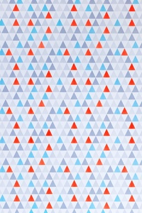 1080x2280 Triangle Pattern Abstract 4k