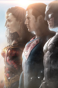 Trinity Superheroes