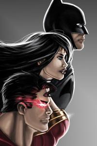 Trinity Vs Dark Trinity