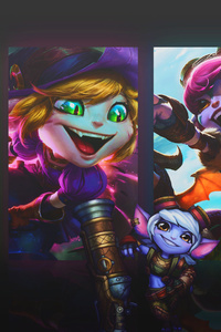 Tristana League Of Legends