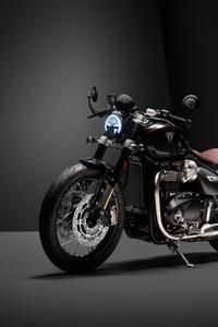 640x1136 Triumph Bonneville Bobber TFC 2020