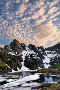 Trollfjord Norway Clouds