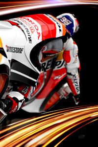 Tron Moto GP