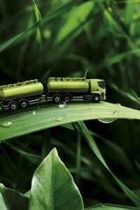 Truck Nature Art