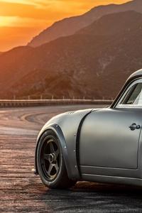 320x480 Twin Turbo Porsche 356