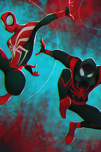 Two Spider Man Verse