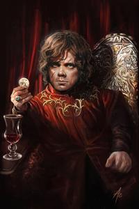 Tyrion Lannister Digital Arts 8k