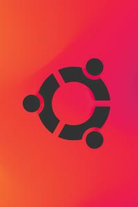 2160x3840 Ubuntu Linux Minimal 4k