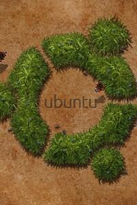 320x480 Ubuntu Logo 1
