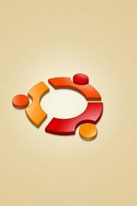 540x960 Ubuntu Logo
