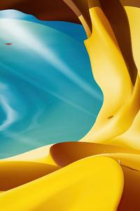 240x320 Ufo Desert