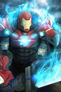 1440x2560 Ultimate Iron Man 4k