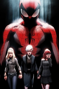 480x854 Ultimate Spider Man 2017