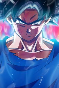 320x480 Ultra Instinct Goku 4k