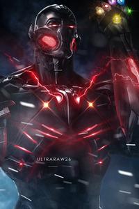 Ultron Infinity Gauntlet