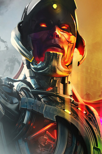 360x640 Ultron What If 4k
