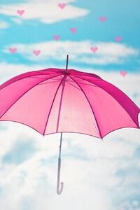 1242x2688 Umbrella Art