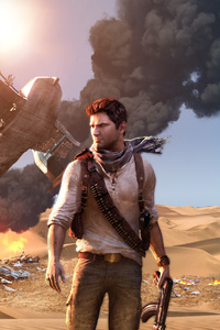 Uncharted 4k Game