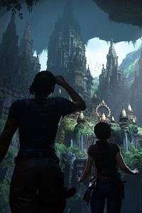 Uncharted The Lost Legacy E3 2017