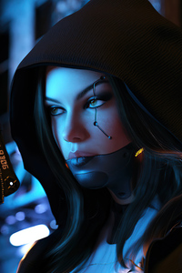 360x640 Undercover Girl 8k