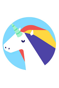 Unicorn Minimal 4k