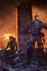 Union Of Independent Republics Gears Of War