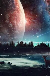 Universe Scenery HD