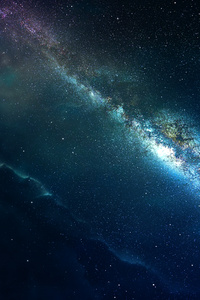 2160x3840 Universe View 4k