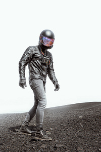 540x960 Unknown Planet Galaxy Helmet Guy