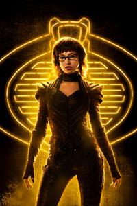 1125x2436 Ursula Corbero As Baroness In Snake Eyes 8k