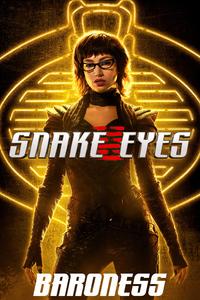 1080x2160 Ursula Corbero As Baroness In Snake Eyes