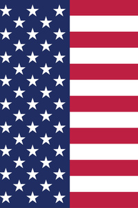 USA Flag 4k