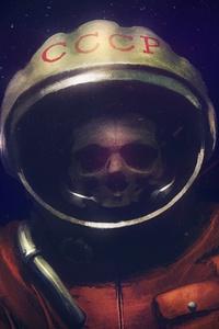 Ussr Skull Astronaut 5k