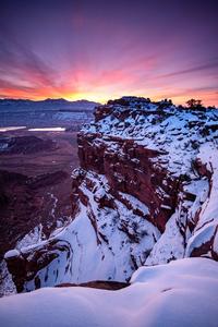 1080x1920 Utah Desert 4k
